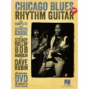 Hal Leonard Chicago Blues Rhythm Guitar: Complete Definitive Guide TAB