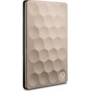 HDD Extern Seagate Backup Plus Ultra Slim 2TB USB 3.0 2.5 inch Gold
