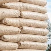 100 zakken witte pellets (1000kg)