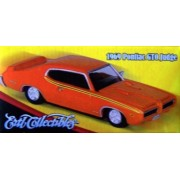 1969 Pontiac Gto Judge 1:64 Die Cast By Ertl Collectibles