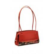 Ága Hengl London S lakk piros bőrtáska