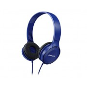 HEADPHONES, Panasonic RP-HF100E-A, Blue