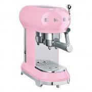 SMEG Retro Espressomaskin Rosa