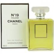 Chanel N°19 Poudré Eau de Parfum para mulheres 100 ml