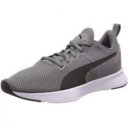 Puma Men's Grey FLYER RUNNER Running shoes