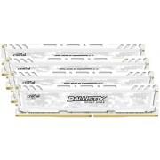 Ballistix Sport LT - DDR4 - 32 Go: 4 x 8 Go - DIMM 288 broches - 2400 MHz / PC4-19200 - CL16 - 1.2 V - mémoire sans tampon - non ECC