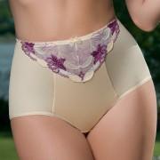 Chilot Bouquet Purple clasic, talie inalta