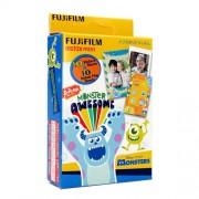 Fujifilm Instax Mini Monsters 10 Film 8 25 50s 70 90 SP-1 SP-2 Camera - Disney Exclusive
