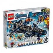Конструктор Лего Супер Хироус - Хеликоптер транспортьор на Avenger - LEGO Marvel Super Heroes, 76153