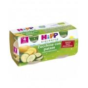 Hipp Italia Srl Hipp Biologico Omogeneizzato Zucchine Con Patate 2x80g