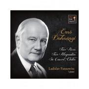 Ernő Dohnányi vol. 1 - Ladislav Fanzowitz / piano