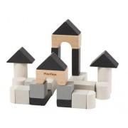 Plan Toys Mini Klocki drewniane 24 el.