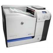 Imprimanta Refurbished laser color HP LaserJet Enterprise 500 Color M 551 cu cartusele din ea + un set cartuse noi