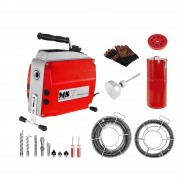 Drain Cleaning Machine 570 Watt 400 rpm à 20 - 150 mm