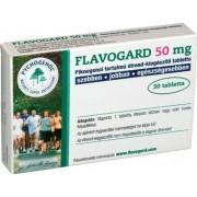 Pycnogenol tartalmú étrend-kiegészítő tabletta - Flavogard 50 mg