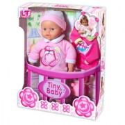 Loko toys, lutka beba sa funkcijama sa odećom 30cm