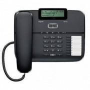 Siemens DA710 Teléfono Compacto Fijo Negro