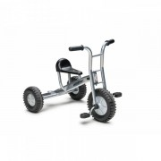 Winther Dreirad Viking Mittel Off-Road (silber)