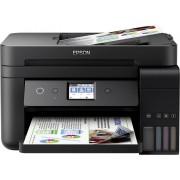 Epson EcoTank ET-4750 Multifunctionele inkjetprinter Printen, Scannen, Kopiëren, Faxen LAN, WiFi, ADF, Duplex, Inktbijvulsysteem