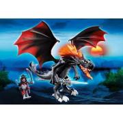 Playmobil Dragón Gigante con Fuego LED