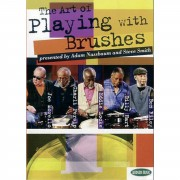 Hudson Music Art Of Playing With Brushes CD and 2 DVDs