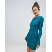 ASOS DESIGN Облегающее платье ASOS - Зеленый