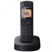 Безжичен DECT телефон Panasonic KX-TGC310FXB, Черен, 1015134