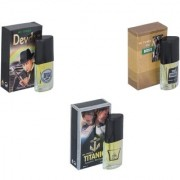 My Tune Combo Devdas-The Boss-Titanic Perfume