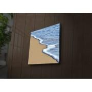 Tablou pe panza iluminat Ledda, 254LED1296, 40 x 40 cm, panza