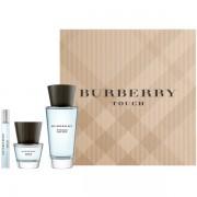 Burberry Touch Комплект (EDT 100ml + EDT 30ml + EDT 7.5ml) за Мъже