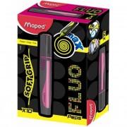 Szövegkiemelő, 1-5 mm, MAPED \Fluo Peps Max\, rózsaszín