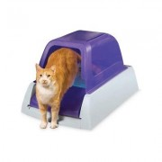 ScoopFree Ultra Automatic Cat Litter Box, Purple