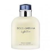 DOLCE & GABBANA LIGHT BLUE POUR HOMME EDT 125 ML