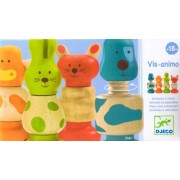 Djeco Vis-Animo Stacking and Turning Toy