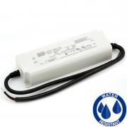 MasterLed - Transformador LED Mean Well 12V 150W exterior - MasterLed