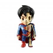 Kidrobot Xxray Superman Dc Comics Justice League Mighty Jaxx Liga De La Justicia