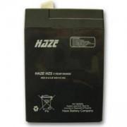 Батерия Haze Оловна Батерия (HZS6-4.5) 6 V / 4.5Ah -70 / 47 / 101mm AGM - HAZE-6V/4.5/AGM