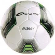 fotbal minge Spokey ENERGIE alb-verde vel.4
