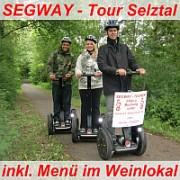Segway Tour Selztal inkl. Men