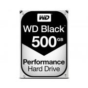 WD Western Digital Black disco duro interno Unidad de disco duro 500 GB Serial ATA III