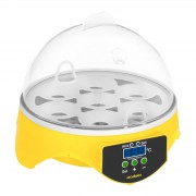 Egg Incubator - 7 Eggs - Including Egg Candler