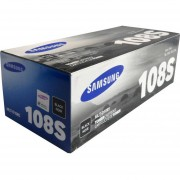 Toner Samsung MLT-D108S Original Para Series ML-164X ML-224X En Color-Negro