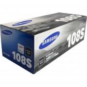 Toner Samsung MLT-D108S Original Para Series ML-164X ML-224X En Color-Negro