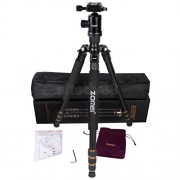 ELECTROPRIME® Zomei Z688 Flexible Portable Ball Head Tripod for Digital DSLR Camera Travel