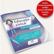Educatie civica. Caiet de lucru multifunctional pentru clasa a IV-a/Daniela Barbu, Cristiana Ana-Maria Boca, Marcela Claudia Calineci