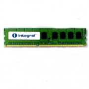 Memorie Integral 8GB DDR3-1333 ECC DIMM CL9 R2 unbuffered 1.35V