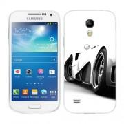 Husa Samsung Galaxy S4 Mini i9190 i9195 Silicon Gel Tpu Model Masina Sport
