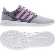 Adidas Neo Cloudfoam QT Racer W - sneakers - donna - Onix