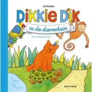 Dikkie Dik: Dikkie Dik in de dierentuin - Jet Boeke