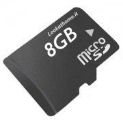MicroSD TF Card 8GB No Brand Classe 4